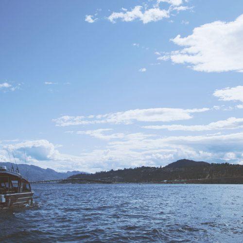Kelowna – Summer 2016 – Boat