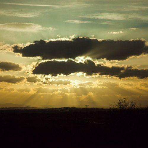 Canada Day – Golden Hour Sky