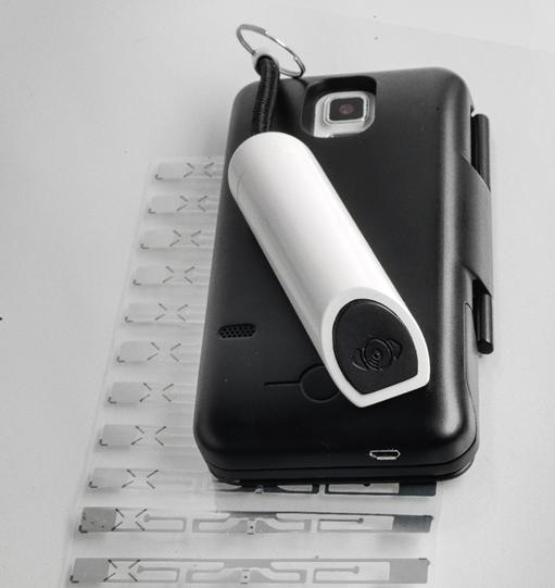 GearEye RFID Remote Reader