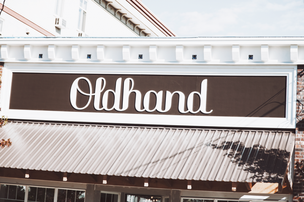 Mocha Blog: Oldhand Coffee Abbotsford