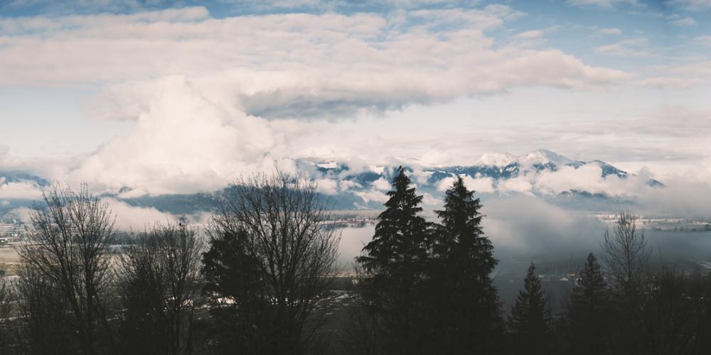 Chilliwack Panorama