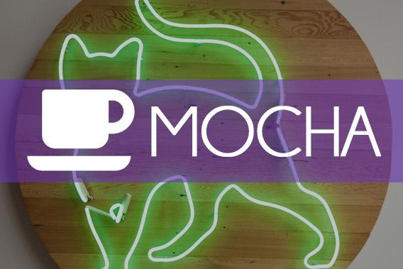 Mocha Blog: Catfe